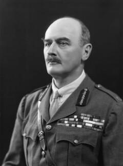 Edmund Henry Hynman Allenby, 1st Viscount Allenby, by Bassano Ltd, 13 October 1921 - NPG x18138 - © National Portrait Gallery, London