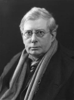 Sir George James Frampton, by Bassano Ltd, 26 November 1921 - NPG x18117 - © National Portrait Gallery, London