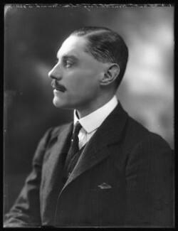 Henry Edmund Fitzalan-Howard, 2nd Viscount Fitzalan of Derwent, by Bassano Ltd - NPG x78566