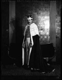 Wilfrid William Ashley, 1st Baron Mount Temple, by Bassano Ltd - NPG x81316