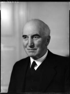 John Allsebrook Simon, 1st Viscount Simon, by Bassano Ltd - NPG x81338