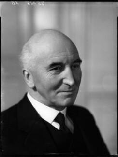 John Allsebrook Simon, 1st Viscount Simon, by Bassano Ltd - NPG x81339