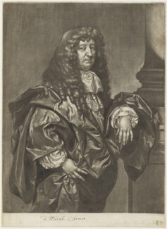 Samuel Butler, after Gilbert Soest, circa 1680 - NPG D19214 - © National Portrait Gallery, London
