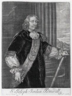 Sir Joseph Jordan, published by Richard Tompson, after  Sir Peter Lely, 1678-1679 - NPG D19994 - © National Portrait Gallery, London