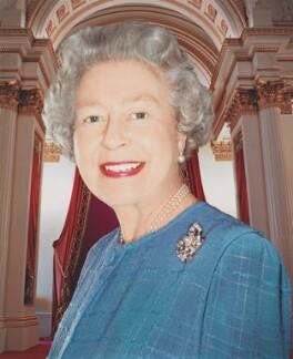 Queen Elizabeth II, by Rankin - NPG x125855