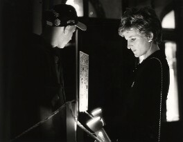 Diana, Princess of Wales, by George Grimes - NPG x87228