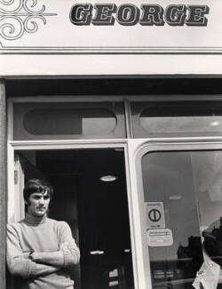 George Best, by Sefton Samuels - NPG x923