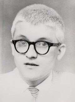 David Hockney, by Lord Snowdon - NPG x76732