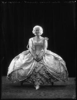 Daisy Burrell, by Bassano Ltd - NPG x122170