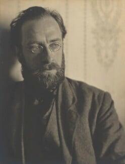 Josef Holbrooke, by Walter Benington - NPG P983