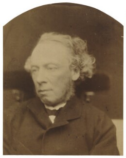 Aubrey Thomas de Vere, by Julia Margaret Cameron - NPG P984