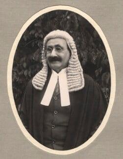 Sir Ibrahim Rahimtoola, by Unknown photographer - NPG x21979