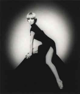 Joanna Lumley, by Patrick Lichfield - NPG x125698
