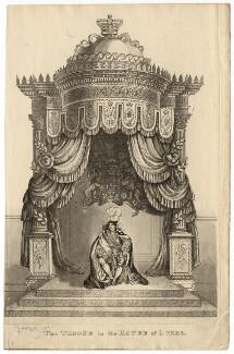 King George IV, by Unknown artist - NPG D13781