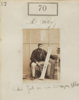 Camille Silvy, by Camille Silvy, May 1860 - NPG  - © National Portrait Gallery, London