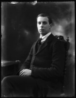 Chandos Brudenell-Bruce, 7th Marquess of Ailesbury, by Bassano Ltd, 20 January 1923 - NPG x122234 - © National Portrait Gallery, London
