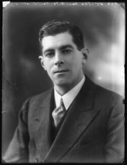 Hon. Henry Mitford Amherst Cecil, by Bassano Ltd - NPG x122256