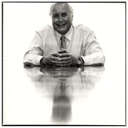 Norman David Willis, by Steve Speller - NPG x87299