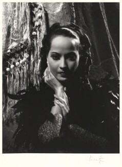Merle Oberon, by Cecil Beaton - NPG x14167