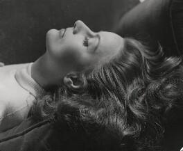 Greta Garbo, by Cecil Beaton - NPG x40128