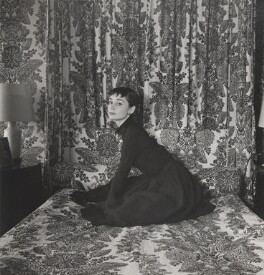 Audrey Hepburn, by Cecil Beaton, March 1954 - NPG x40181 - © Cecil Beaton Studio Archive, Sotheby's London
