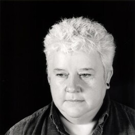 Val McDermid, by Nicola Kurtz - NPG x126012