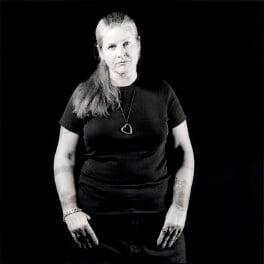 Joolz Denby (née Julianne Mumford), by Nicola Kurtz - NPG x126021