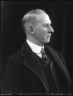 Edward Alfred Goulding, 1st Baron Wargrave, by Bassano Ltd - NPG x122378