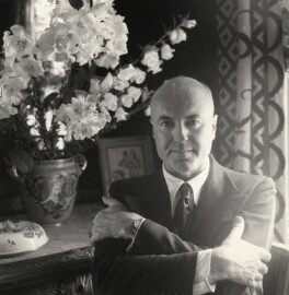 Sir Harold Mario Mitchell Acton, by Cecil Beaton, 1949 - NPG x14000 - © Cecil Beaton Studio Archive, Sotheby's London
