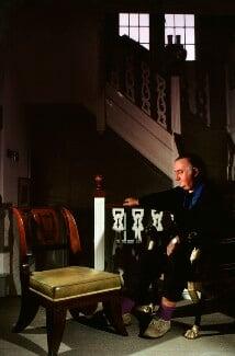 Sir James Fraser Stirling, by Philip Sayer - NPG x76330