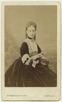 Queen Alexandra, by Augustin Aimé Joseph Le Jeune - NPG x126028