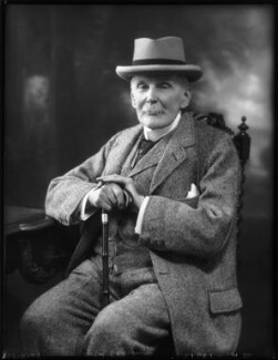 Francis Allston Channing, 1st Baron Channing of Wellingborough, by Bassano Ltd - NPG x122471