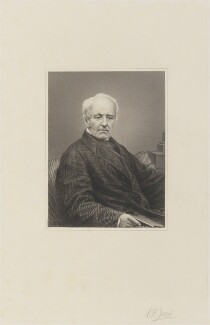 Alexander Dyce, by Charles Henry Jeens - NPG D13899