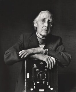 Bill Brandt, by Roger George Clark - NPG x15100