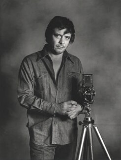 David Bailey, by Roger George Clark - NPG x15080