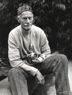 Norman Parkinson, by Roger George Clark - NPG x15112