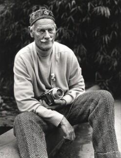 Norman Parkinson, by Roger George Clark - NPG x15112