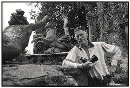 Norman Parkinson, by Roger George Clark - NPG x29115