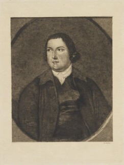 Charles Churchill, by May Morris, after  J.S.C. Schaak - NPG D13927
