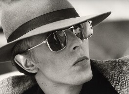 David Bowie, by Terry O'Neill - NPG x34560