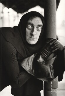 Marty Feldman as Igor in 'Young Frankenstein', by Terry O'Neill - NPG x34558