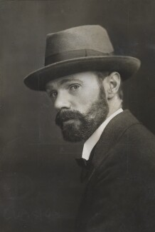 D.H. Lawrence, by Elliott & Fry - NPG x36138