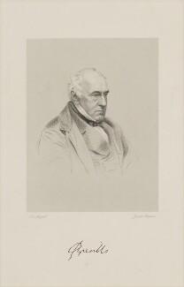 Algernon Greville, 2nd Baron Greville, by Joseph Brown, after  John Jabez Edwin Mayall - NPG D13955