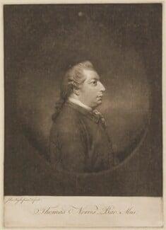 Thomas Norris, by John Taylor - NPG D13973