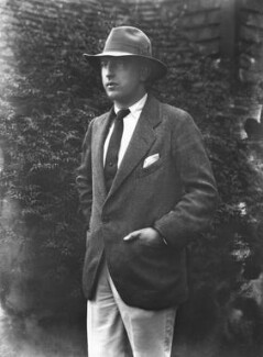 Paul Nash, by Bassano Ltd, 30 August 1922 - NPG x18813 - © National Portrait Gallery, London