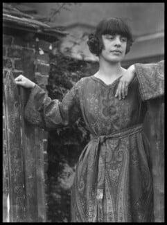 Margaret Nash (née Odeh), by Bassano Ltd, 30 August 1922 - NPG x18814 - © National Portrait Gallery, London