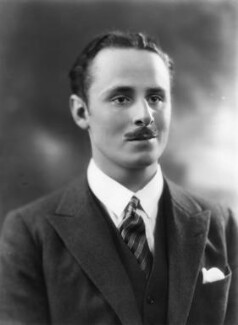 Oswald Mosley, by Bassano Ltd, 28 October 1922 - NPG x18940 - © National Portrait Gallery, London