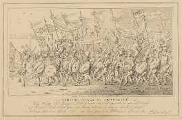 Carrying Coals to Newcastle !!, attributed to Theodore Lane, published by  George Humphrey - NPG D17920