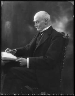 Cecil Henry Law, 6th Baron Ellenborough, by Bassano Ltd - NPG x37422