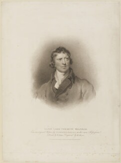 Henry Dundas, 1st Viscount Melville, by Henry Meyer, published by  T. Cadell & W. Davies, after  William Evans, after  Sir Thomas Lawrence - NPG D14008